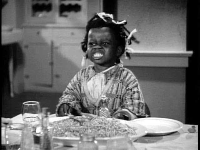 """""""Little Rascals"""" Buckwheat Billie Thomas was he a boy or a girl? Find out. It's a good story."""