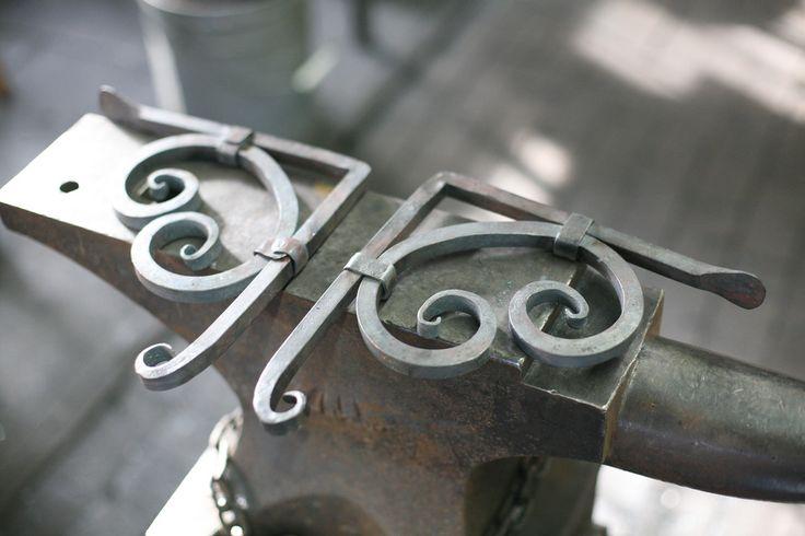 Blacksmithing at the John C. Campbell Folk School | Flickr - Photo Sharing!