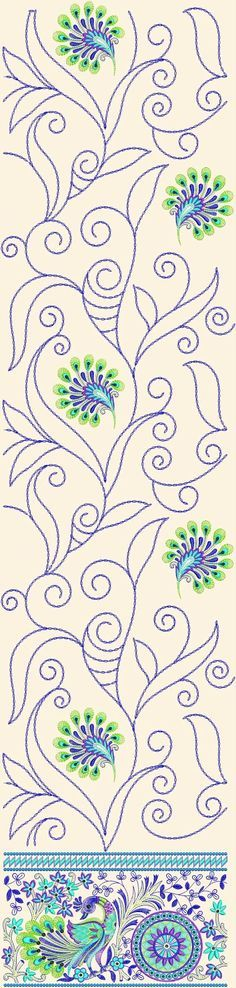 turkish embroidery patterns - Google Search