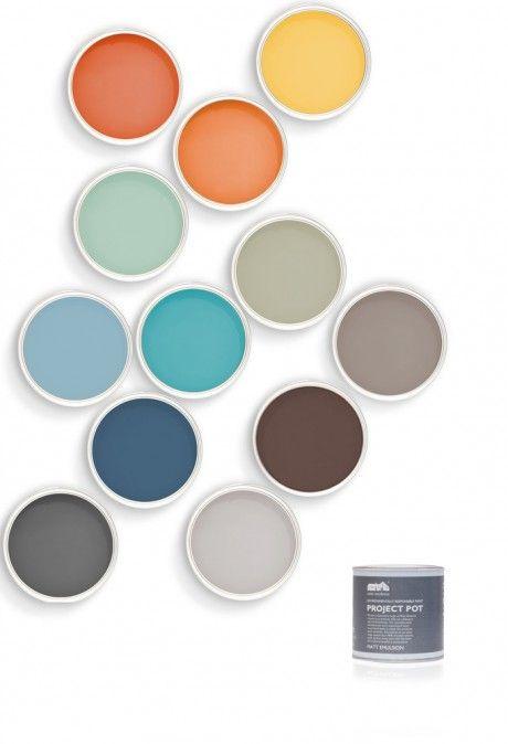paint colours / color palette