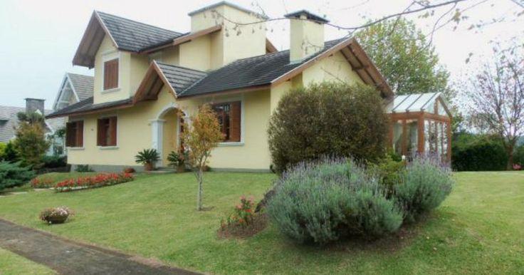 Imobiliária Gramadense - Casa para Venda em Gramado