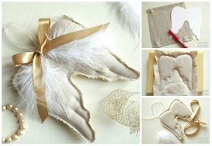 ali angelo in stoffa tutorial in italiano e cartamodello gratis