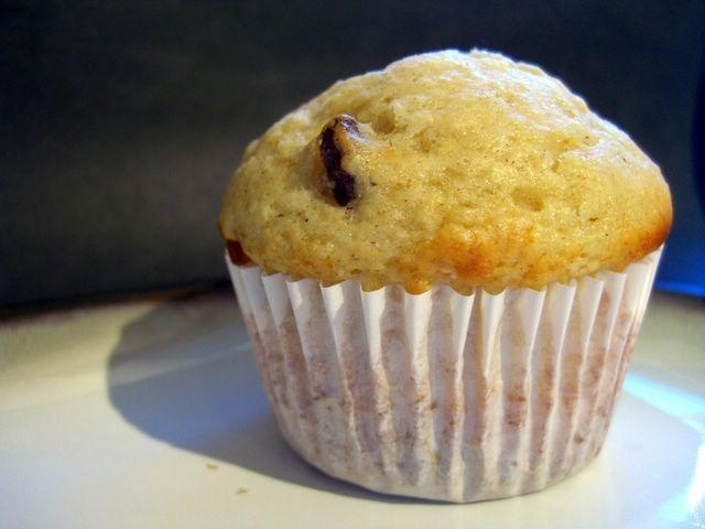 Apple Morning Muffins