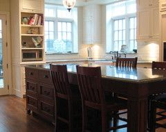 Kitchen island with table extension google search