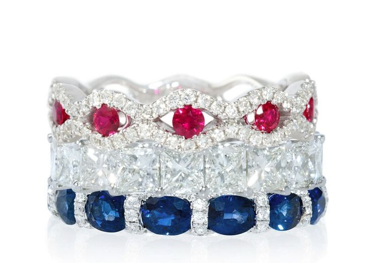 12 best Stack able Jewelry images on Pinterest
