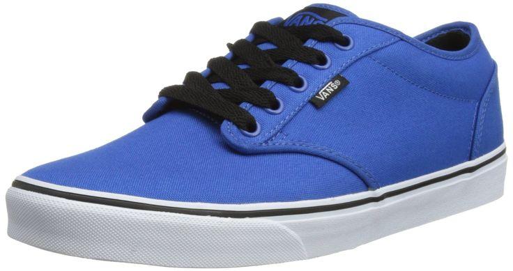 Vans M ATWOOD (CANVAS) BLUE/B - Zapatillas de lona hombre: Amazon.es: Zapatos y complementos