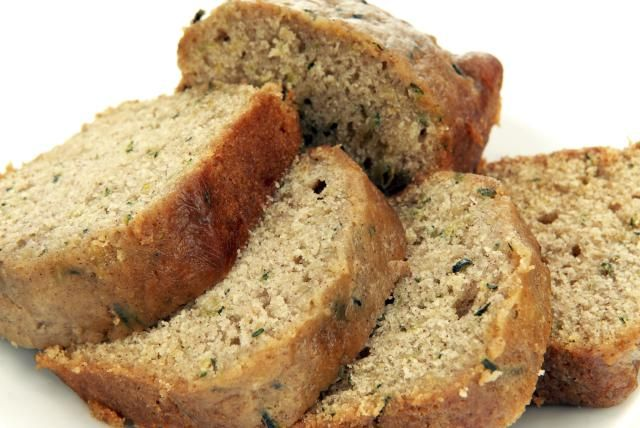 Cake Recipes In Grill Microwave Oven: Fast And Easy Zucchini Bread From Your Microwave Oven