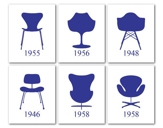 Best 25 saarinen chair ideas on pinterest womb chair for Iconic mid century modern furniture