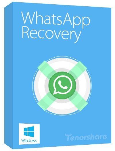 Tenorshare Whatsapp Recovery 3.5 Serial Key