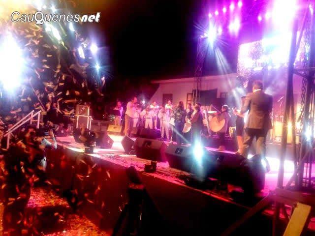 Cauquenesnet / Noticias de Cauquenes: Cauquenina fue la gran ganadora del Festival del C...