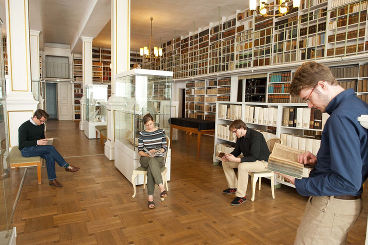 Gotha Research Library