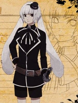 are you alice characters | white rabbit character #anime #manga