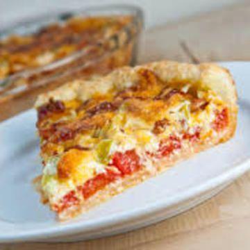Tomato Pie...I hear it's orgasmic!!!!