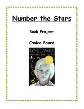 This document provides a choice between 6 Common Core aligned, rigorous activities requiring students to go back to the text following a book study on Number the Stars. I created this for my fifth grade class, but could be used in grades 4-6. These activities can be modified to fit any historical fiction novel!