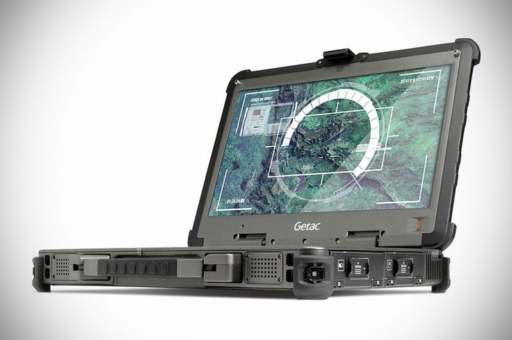 GETAC flagship X500 Ultra Rugged Laptop gets updated with Haswell processor
