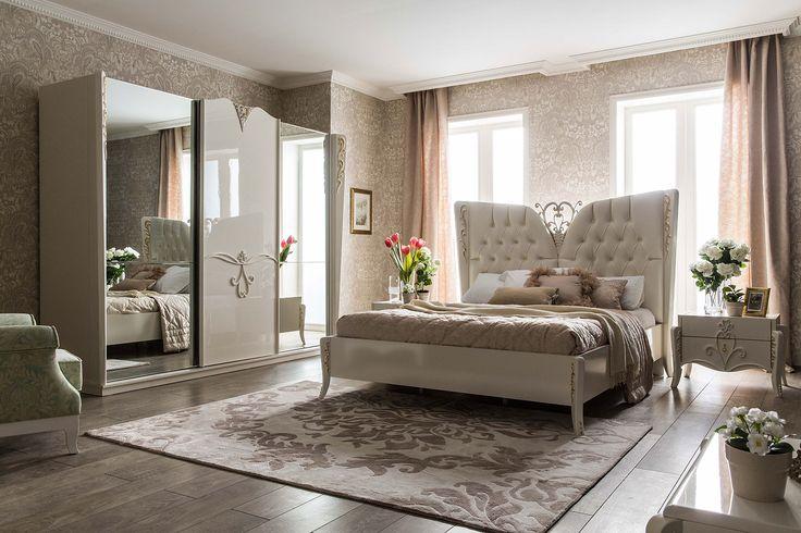 Venedik Yatak Odası   Decorall