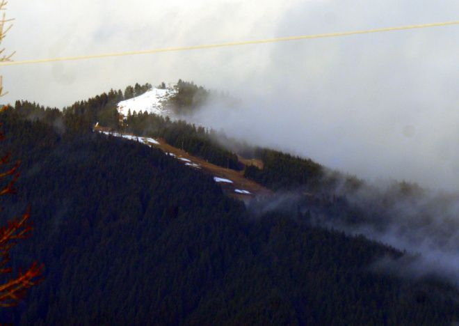 Grouse Mountain In The Clouds 2