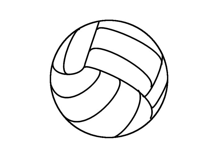 Sports Balls Coloring Pages Bestofcoloring Com Coloring Pages Cute Coloring Pages Color