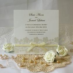 Svatební oznámení W505