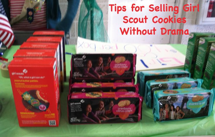 Top+Tips+for+Selling+Girl+Scout+Cookies+to+Help+You+Avoid+the+Drama