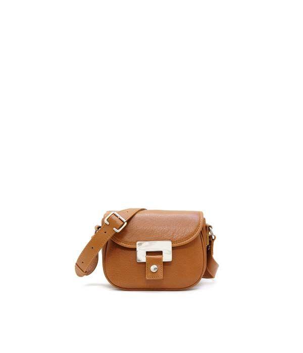 Olivia Mini Saddler Cognac   Lumi Accessories