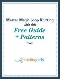 Magic Loop Knitting: Free Patterns & Guide on How to Magic Loop Knitting Daily DIY und Kunsthandwerk