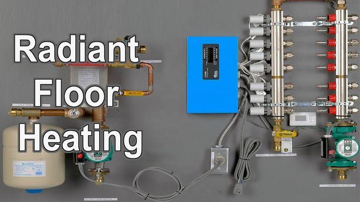 Best 25 in floor heating ideas on pinterest installing for Warmboard manifold