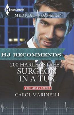 REVIEW: 200 Harley Street: Surgeon In A Tux by Carol Marinelli