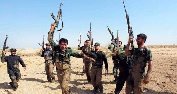 Dez casas de famílias cristãs foram demolidas por soldados terroristas (Foto: Reprodução)