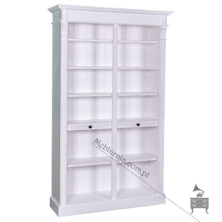 biblioteka domowa meble białe - Szukaj w Google