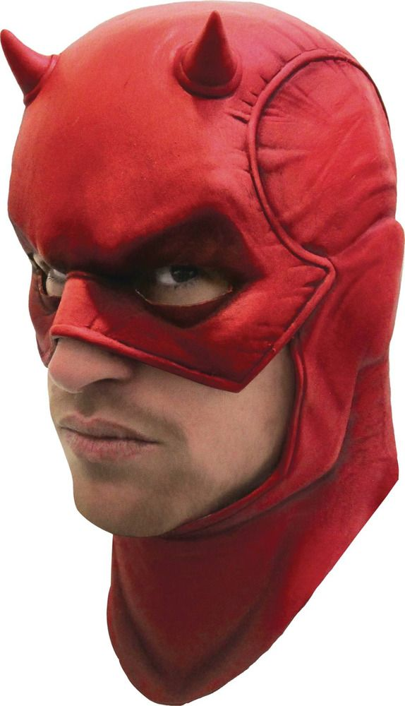 Marvel Daredevil Adult Cowl Mask by Rubies