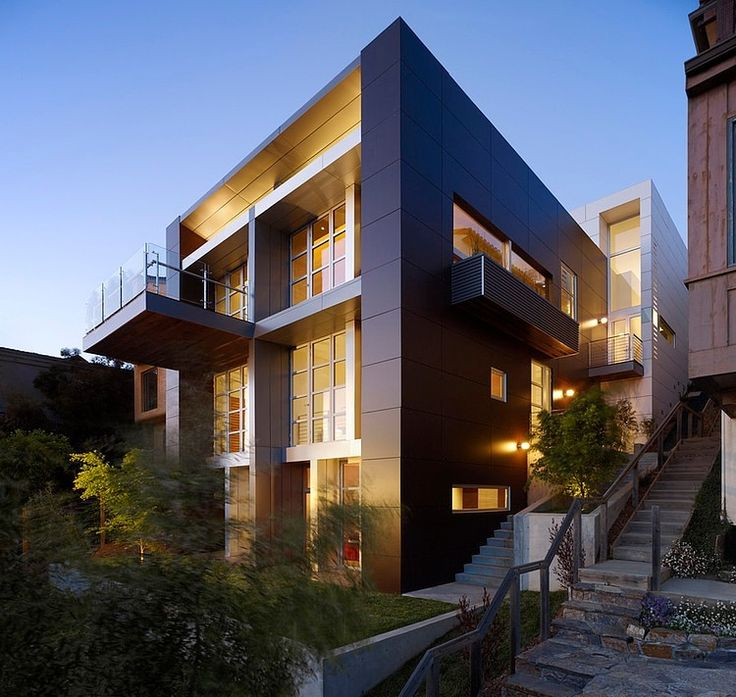 Stunning Berkeley Residence by Charles Debbas Architecture