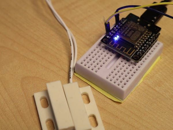 Pin by Daniel Castillo on ESP8266   Arduino, Doors, Door switch