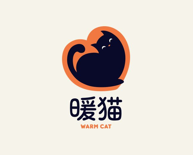 best 25 cat logo ideas on pinterest very cute cat