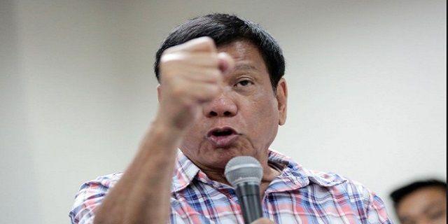 Presiden Duterte: Hadapi ISIS, Lupakan HAM - Indopress