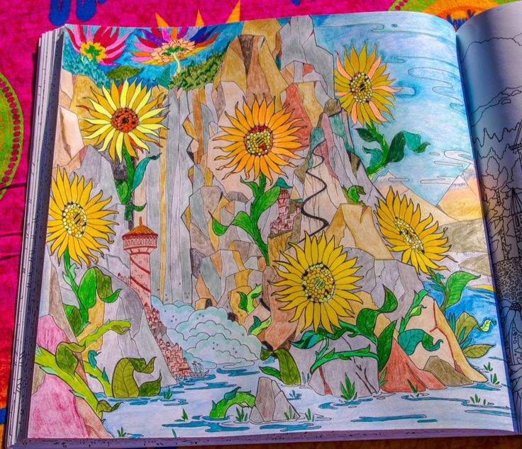 Legendary Landscapes Coloring Book Journey Review
