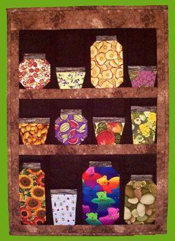 55 Best Jar Quilts Images On Pinterest Quilt Block