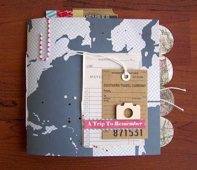 """Travel"" Mini Album by Tessa Buys"
