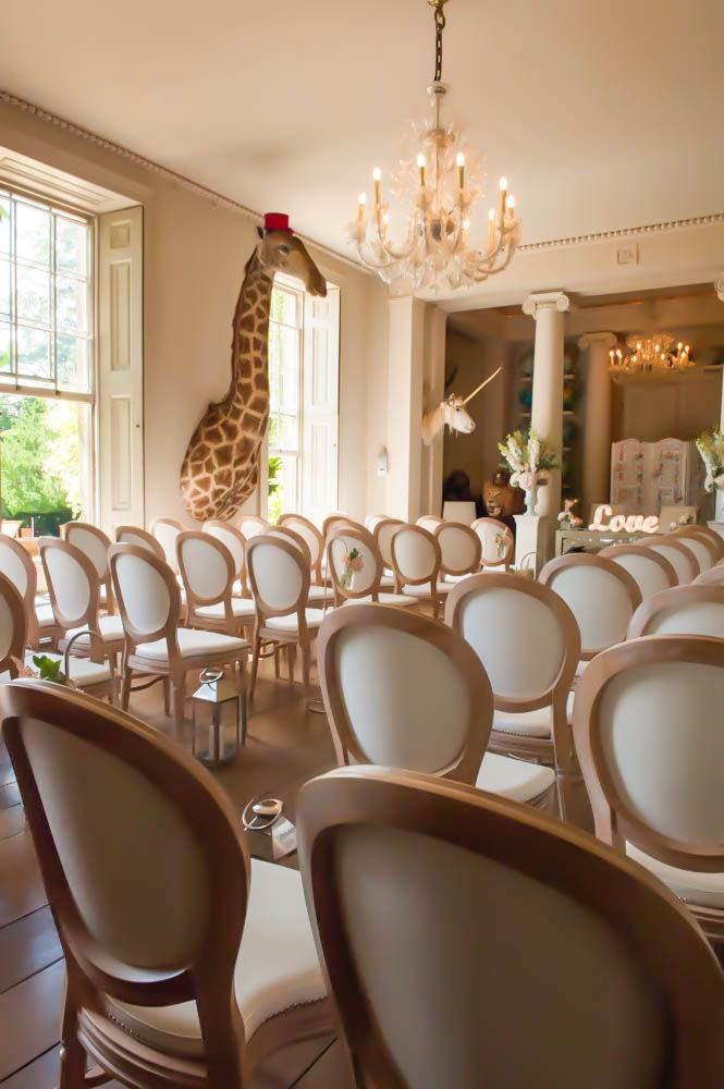 Louis Wedding Chair Aynhoe Park Wedding Chairs