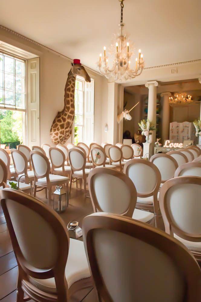 Louis Wedding Chair Aynhoe Park Wedding Chairs
