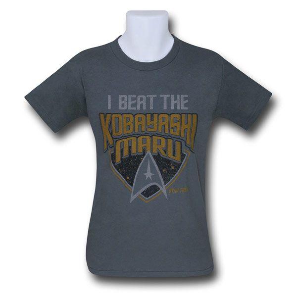 Star Trek Kobayashi Maru T-Shirt