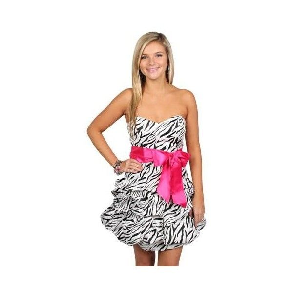 25  best ideas about Zebra print dresses on Pinterest | Animal ...
