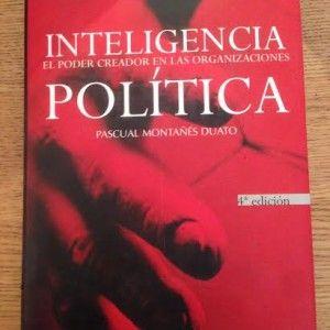 Inteligencia Política de Pascual Montañés Duato por 3€  #libros #inteligencia #politica