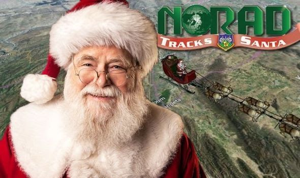 Pin by stay primed on Web Pixer Santa tracker, Father
