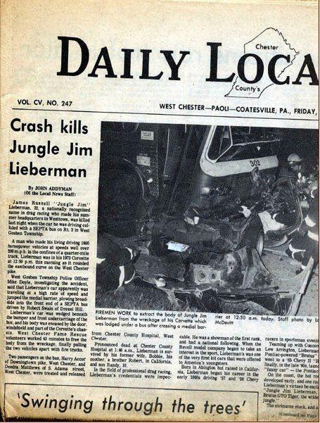 Ace Frehley Car Crash