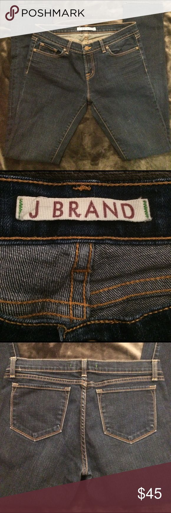 J Brand jeans Women's J brand jeans. No signs of wear J Brand Jeans Straight Leg