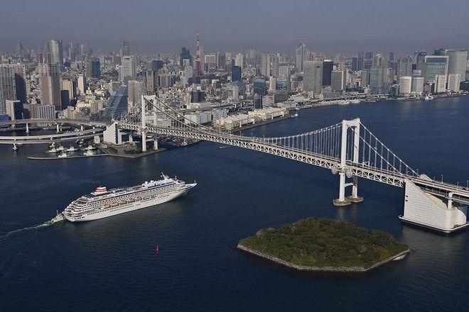 豪華客船「飛鳥II」日本一周へ--北はコルサコフ、南は基隆に寄港、ってどこ? - えん乗り