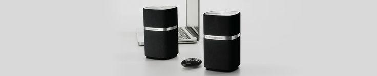 Bowers & Wilkins MM-1 Computer speakers, Hi Fi Speakers for PC & laptops - Bowers & Wilkins | B Speakers