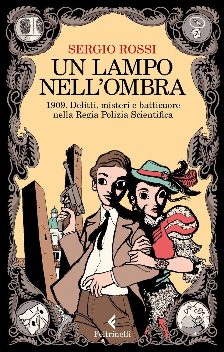 copertina illustrata da Nicolò Pellizzon