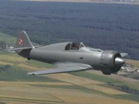 p-50 aircraft | ... fighter aircraft 1930–1939, World War II Polish fighter aircraft